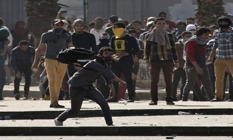 إصابة عميد ومقدم بالخرطوش فى اشتباكات مع الإخوان بـ 6 أكتوبر