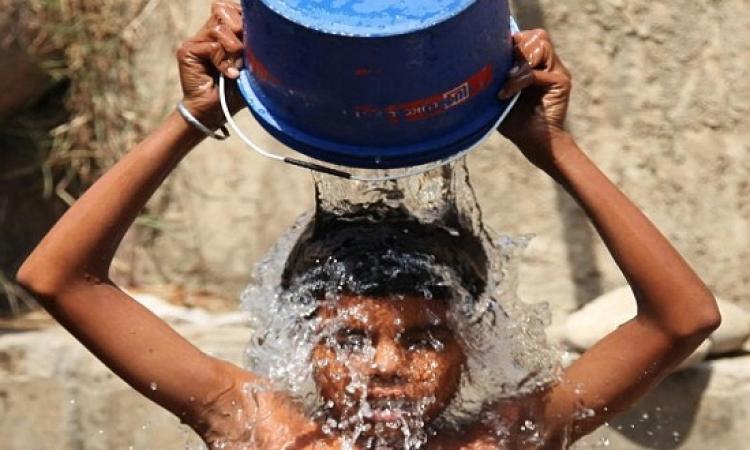 ارتفاع ضحايا موجة الحر فى الهند لاكثر من 1100 شخص