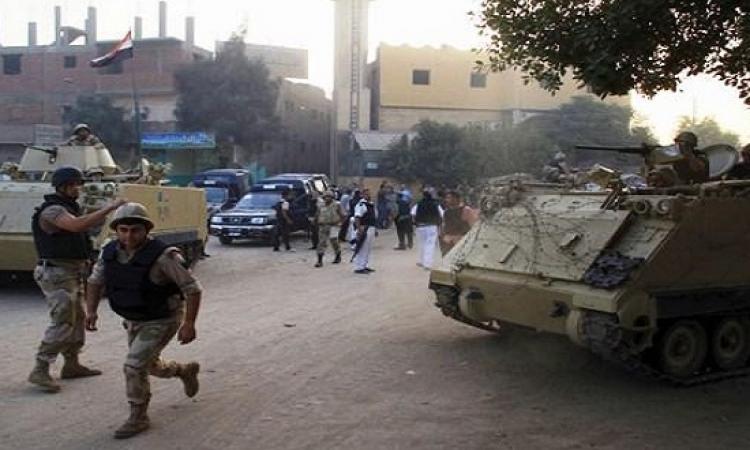 تنفيذ حكم الإعدام بحق 6 من عناصر خلية عرب شركس الإرهابية