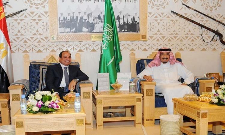 الملك سلمان يأمر بزيادة الاستثمارات بمصر لـ 8 مليارات دولار