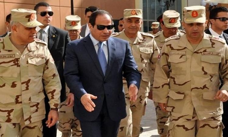 السيسى يفتتح مصنع لإنتاج أول مدرعة مصرية بمواصفات عالمية