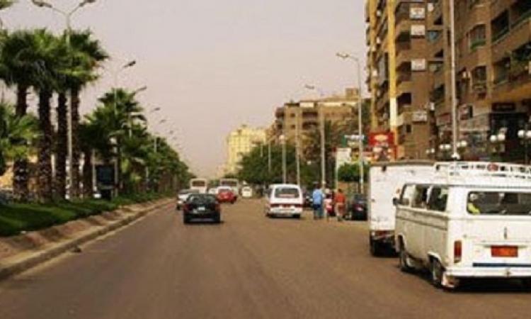أسماء الشوارع البديلة لشارع الهرم أثناء تنفيذ الخط الرابع للمترو