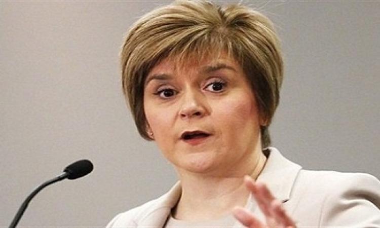 القوميين الاسكتلندين يكتسحون فى #انتخابات مجلس العموم البريطانى