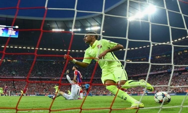 بالفيديو .. برشلونة يتأهل لنهائى دورى أبطال أوروبا رغم خسارته 2 /3 أمام البايرن
