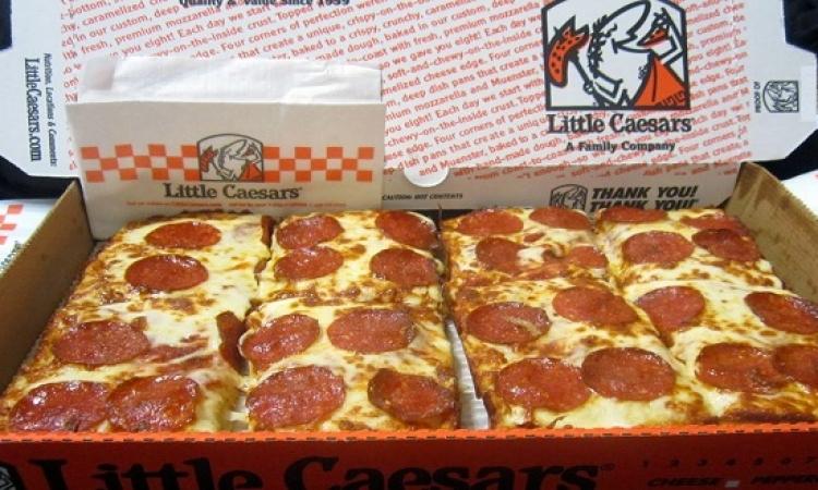 Little Caesers .. عروض متنوعة لبيتزا بالطعم الملكى