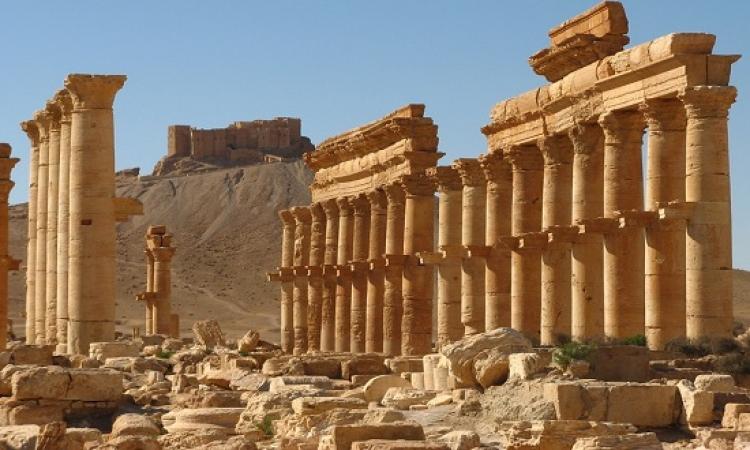 داعش يدخل المواقع الأثرية فى تدمر بعد سيطرته على المدينة