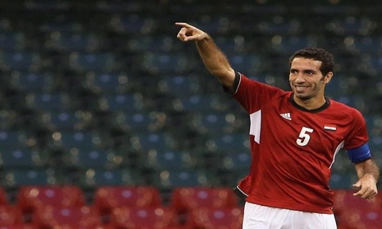 بالفيديو .. لحظة نزول وخروج أبو تريكة فى مباراة نجوم العالم