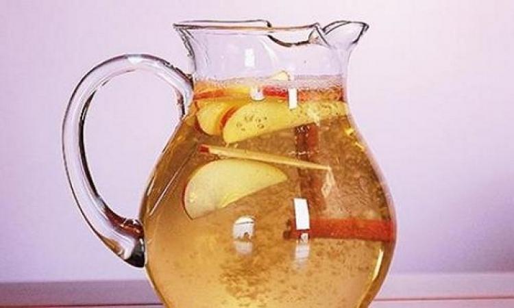 مشروب القرفة والتفاح لفقدان الوزن فى أسرع وقت