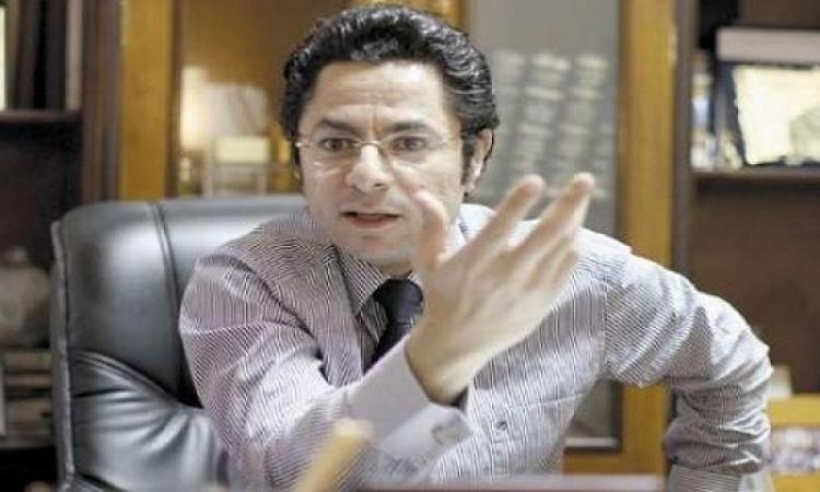 خالد أبو بكر: أبو تريكة على عينى ورأسى بس هو مش أغلى من مصر!!