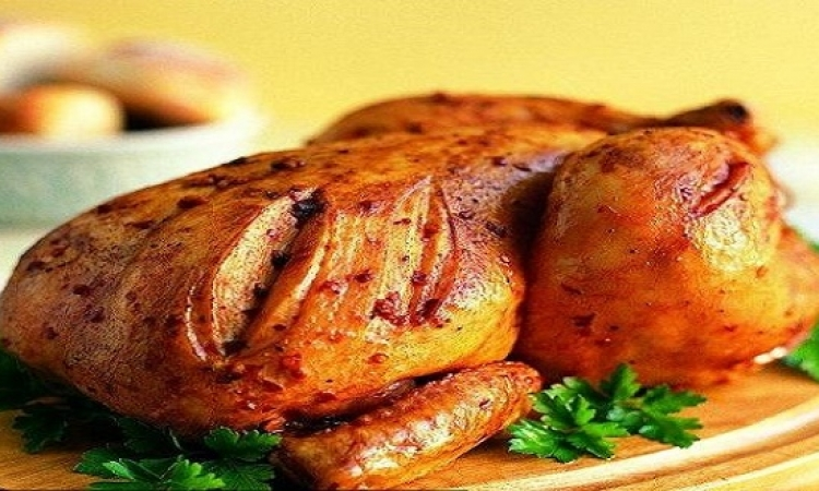 جلد الدجاج يزيد الكوليسترول .. طلع كلام بطيخ !!