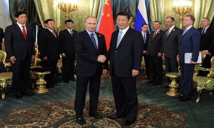روسيا والصين توقعان اتفاقيات مشتركة قبل احتفالات عيد النصر
