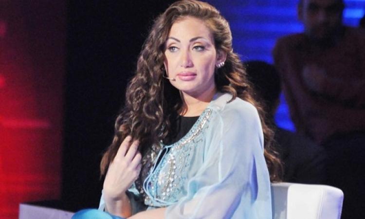 بالصور .. ريهام سعيد عن حكم حبسها : اشمعنى مرتضى !!