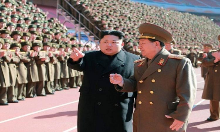 كيم جونغ أون يأمر بالاستعداد الكامل للقتال