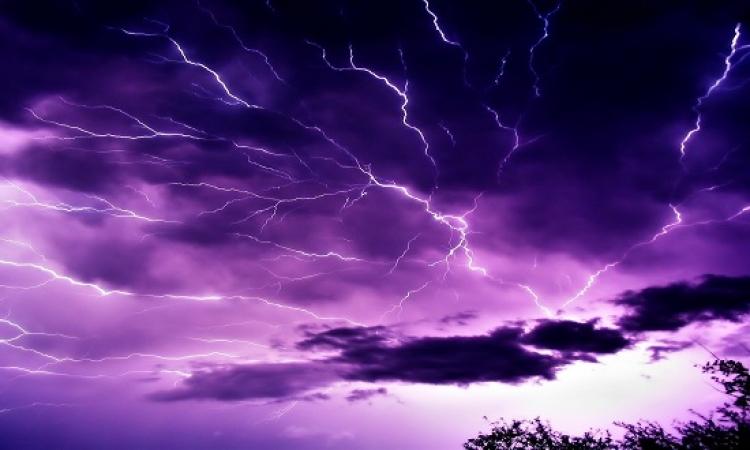 مادة مضادة من السحب الرعدية