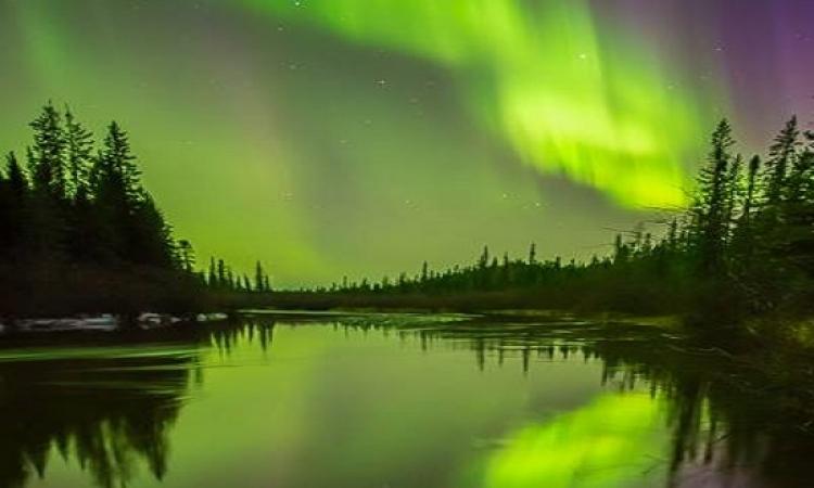 سماء كندا .. دوب فى سحر الطبيعية