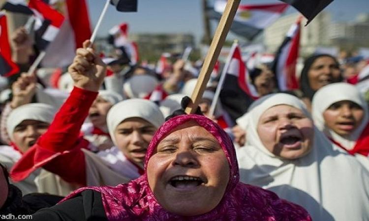 5 سيدات يهزون عرش مصر فى 2015