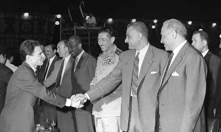 كيف احتفلت السفارة المصرية فى نواكشوط بثورة يوليو؟