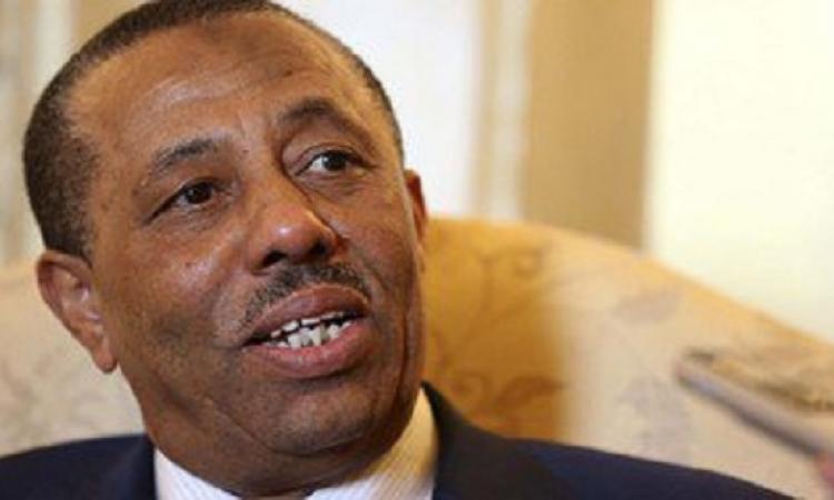 إعلان تشكيلة حكومة الوحدة فى ليبيا برئاسة عبد الله الثنى