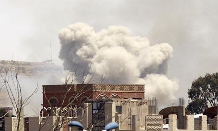 التحالف يركز غاراته على صعدة .. ومعارك فى عدن جنوب اليمن