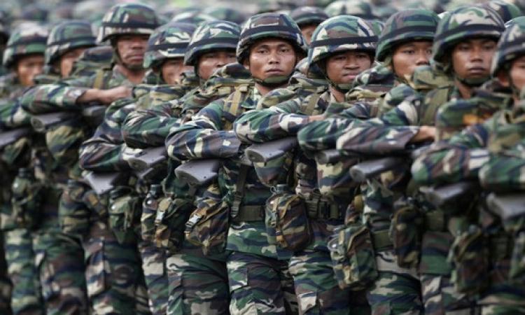 """وصول قوات الطلائع الماليزية للسعودية للمشاركة فى """"إعادة الأمل"""" باليمن"""