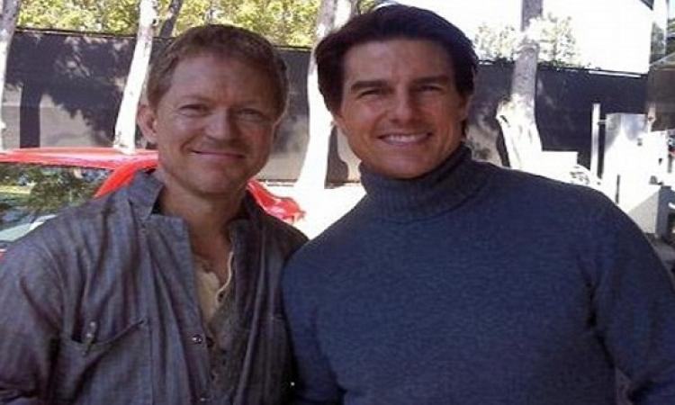 صديق توم كروز يترك التمثيل فى هوليوود ويذهب لقتال داعش .. يارااااااجل !!