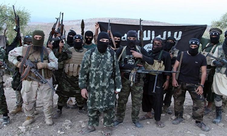 سقوط مدينةالرمادى العراقية فىقبضة تنظيم داعش الإرهابى