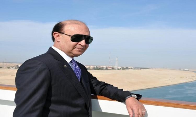 بالمستندات.. الفريق مميش يطالب بضم نادى الصيد ببورسعيد لقناة السويس