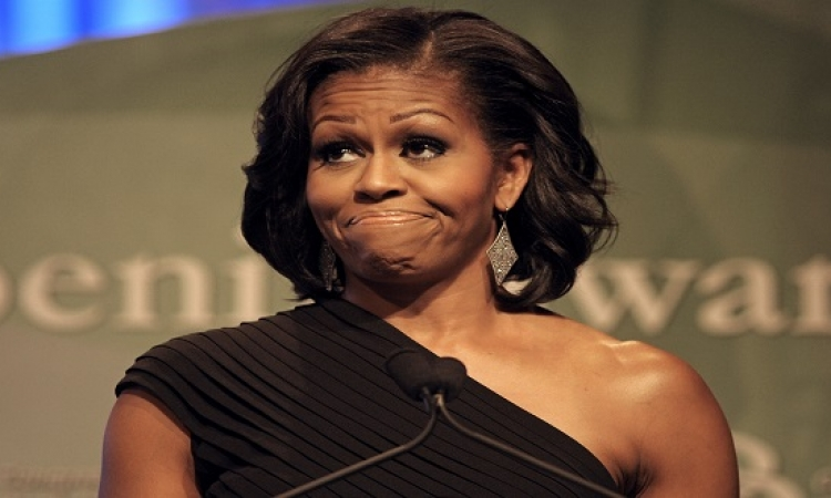 أوباما يرفض مشاركة زوجته بالتنافس على منصب الرئاسة