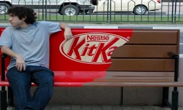 بالصور .. إعلانات مبتكرة وجديدة