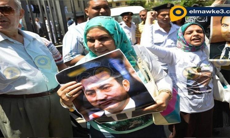 """بالصور.. جلسات الطعن على براءة """"مبارك"""" فى قضية القرن وانصاره امام المحكمة"""
