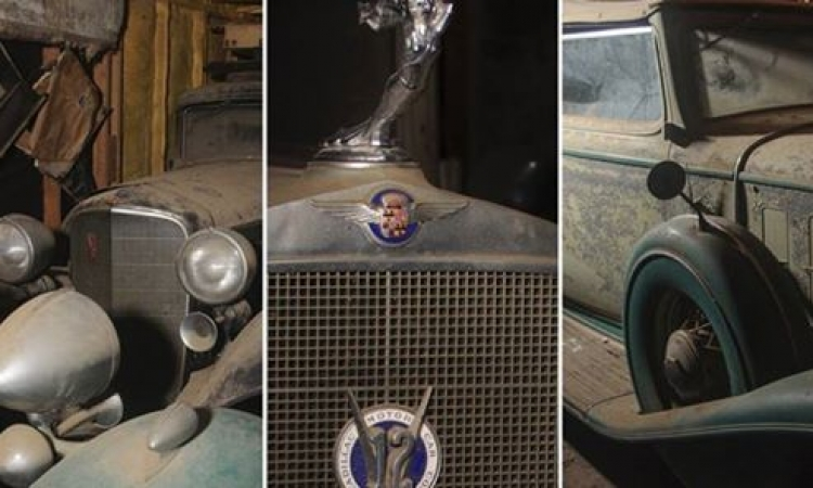 سيارات لم تمس من أربع عقود.. فماذا ستفعل تكساس بها؟