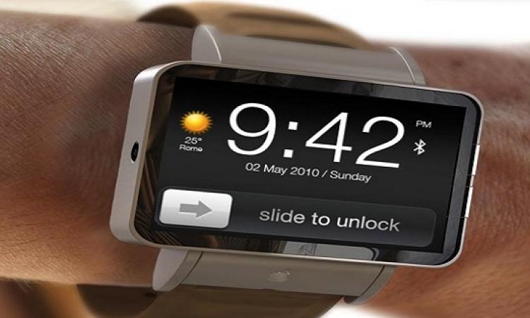 سوار  يجعلك تتحكم فى ساعتك الذكية بأصابعك