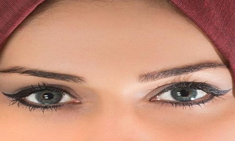 بالصور .. رسم الاى لاينر المجنح يعكس جمال العين