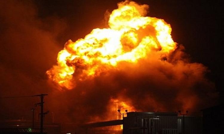 بتر يد شاب وإصابة آخر فى انفجار قنابل من مخلفات الحروب بالسويس…هو لسة فى مخلفات حروب!!