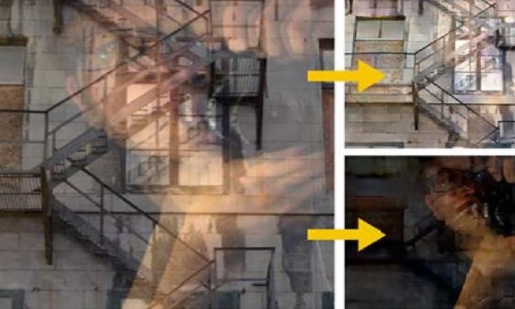 تقنية لإزالة انعكاسات زجاج النوافذ عند التصوير