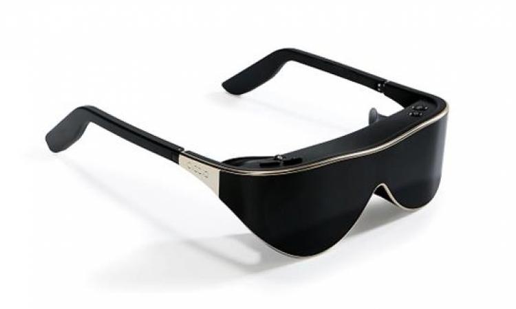 إطلاق أخف نظارة واقع افتراضي في العالم