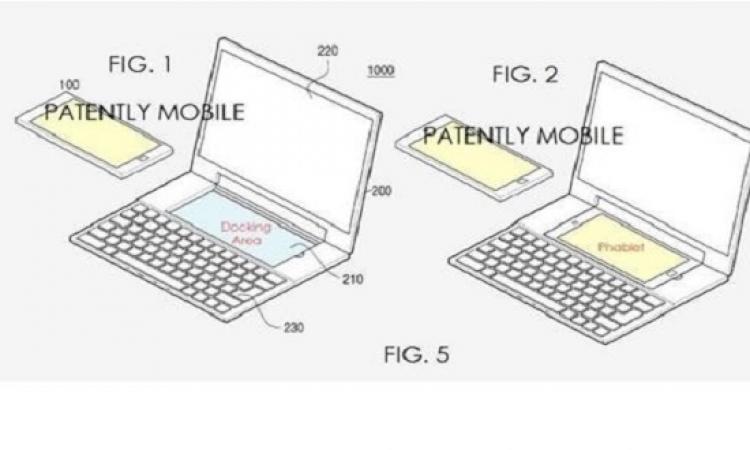 سامسونج: اختراع هجين يمزج بين الهاتف اللوحي ونوت بوك معاً