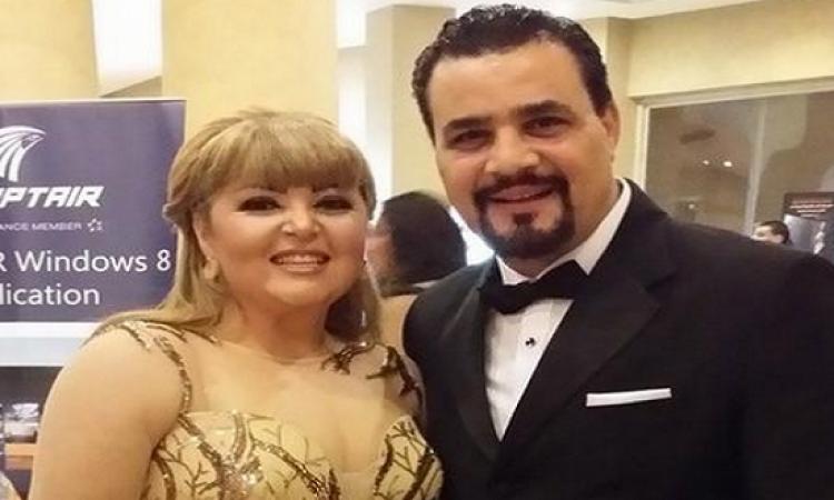 مها أحمد ومجدى كامل يحتفلان بذكرى زواجهما .. كيف؟!