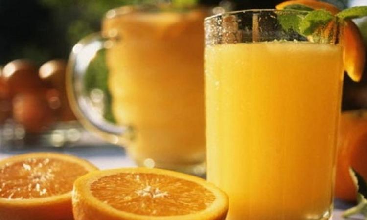 دراسة: عصير البرتقال يحسن الذاكرة