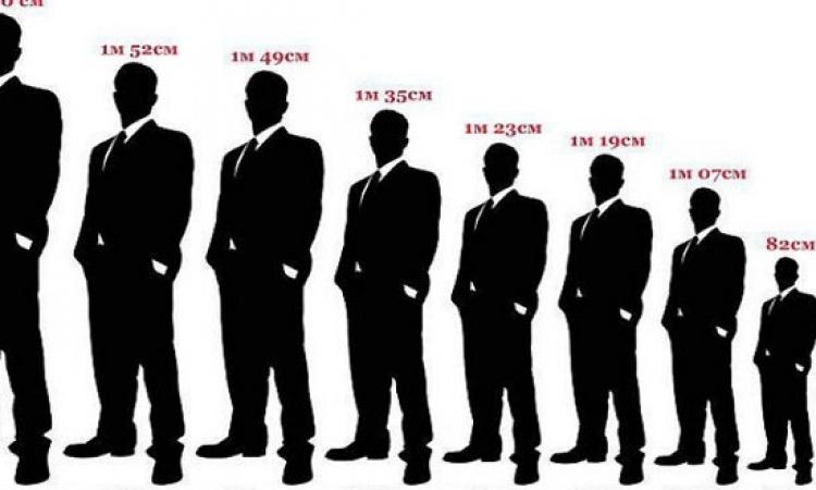 سر العلاقة بين طول الشخص ودخله المالي