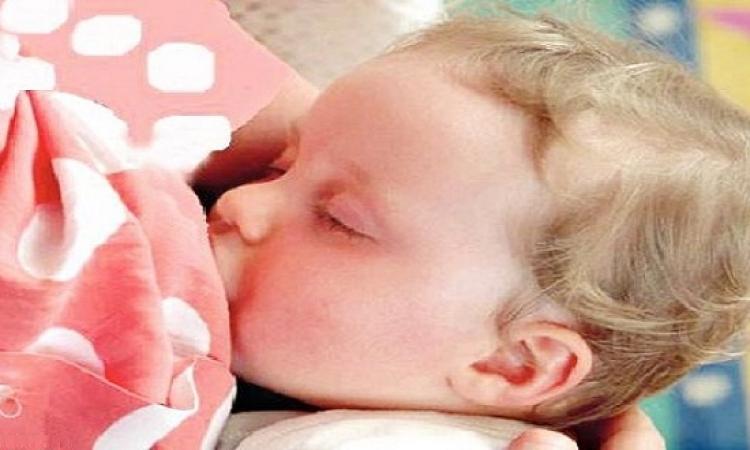 بعد الفطام للاطفال يكونوا أكثر عرضة للإصابة بالأمراض