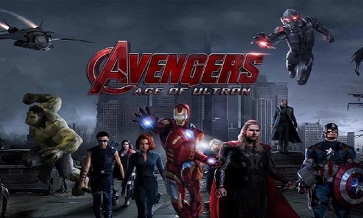 Avengers 2 يكتسح شباك التذاكر ويحقق 188 مليون دولار فى 5 أيام