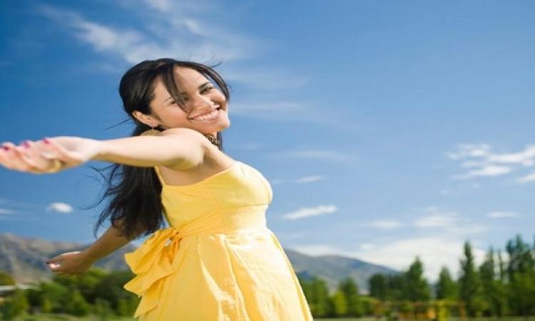 5 أشياء تجعلك سعيدة .. جربى وقولى لنا النتيجة