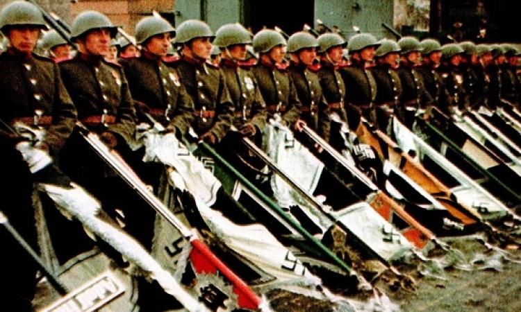 قصة ملازم أسر ما يقرب من 800 عسكرى نازى بمفرده