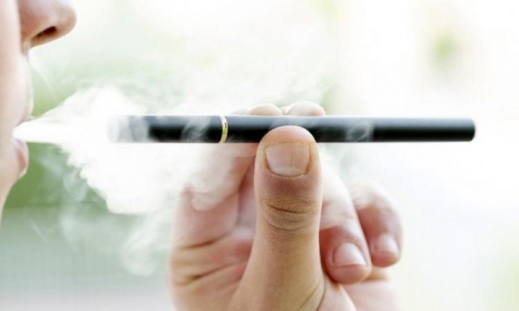 السجائر الإلكترونية تجذب المراهقين