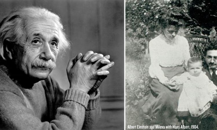 رجل غامض يشترى رسالة آينشتاين لأبنه بـ62.5 مليون دولار.. هيعمل بيها إيه بقا؟