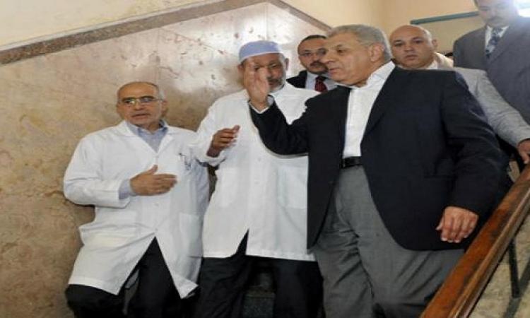 حسام كمال: اندهاش محلب من أوضاع المستشفيات كارثة ومصيبة