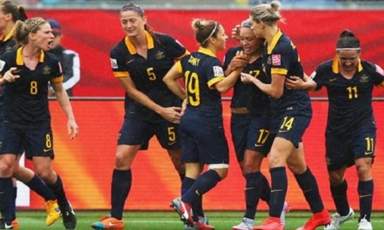 البرازيل تخرج من كأس العالم للسيدات وأستراليا تتأهل