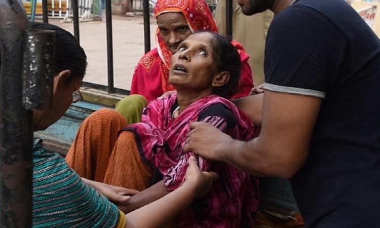 ارتفاع حصيلة وفيات موجة الحر بباكستان لقرابة الالف قتيل .. احفظنا يارب !!