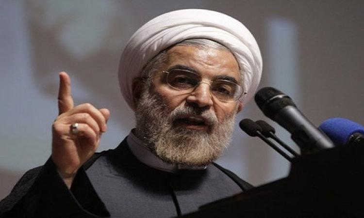 الرئيس الإيرانى: الاتفاق النووى يهدف إلى مصالحة البلاد وزيادة التنمية الاقتصادية